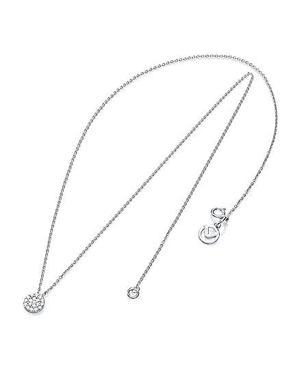 a9bfbf282938 Collar Viceroy Jewels 7054C000-30 Plata de Ley  Amazon.es  Joyería