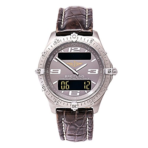Breitling Aerospace quartz mens Watch E75362 (Certified Pre-owned) by Breitling (Image #6)