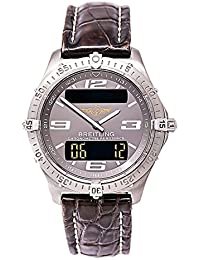 Aerospace quartz mens Watch E75362 (Certified Pre-owned)
