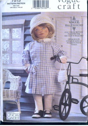 Vogue Doll Patterns - 7