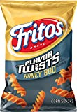 bbq chips lays - Fritos Twists Honey BBQ Flavored Corn Chips, 9.25 Ounce
