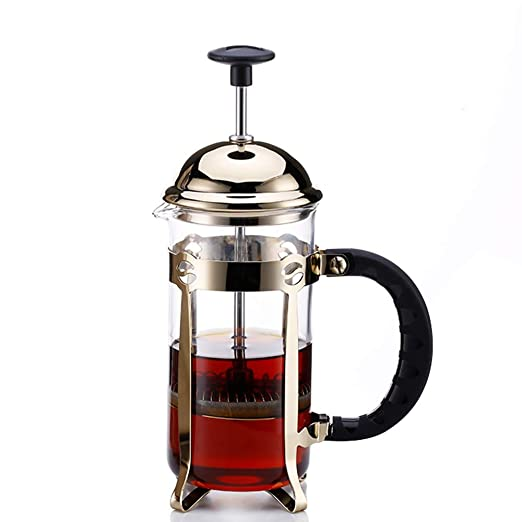 NOLLY Cafetera Francesa Acero Inoxidable French Press Pot hogar ...