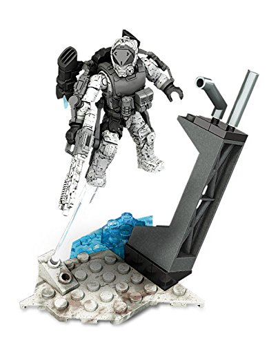 Mega Bloks Call of Duty Jetpack Fighter Building (Advanced Tactical Fighters)