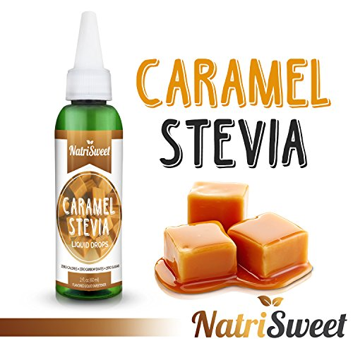 stevia extract pure caramel cream - 3