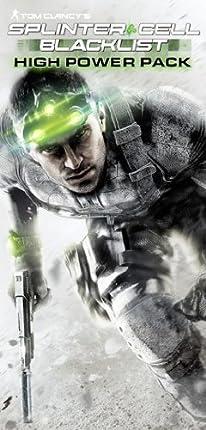 Tom Clancy Splinter Cell Blacklist High Power Pack [Online Game Code]
