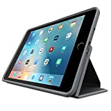 OtterBox PROFILE SERIES Slim Case for iPad Mini 4 (ONLY) - Retail Packaging - MIDNIGHT WAVES (GUNMETAL GREY/TEMPEST)