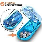 Pill Cutter Splitter Divider - Tablet Cutter Pill