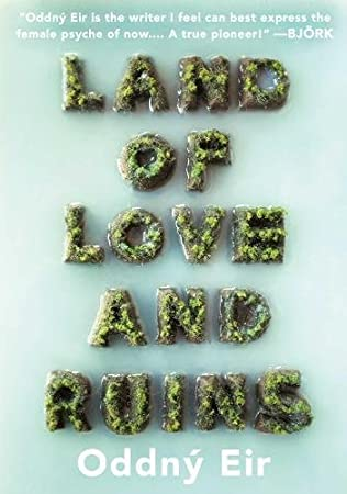 book cover of Land of Love and Ruins