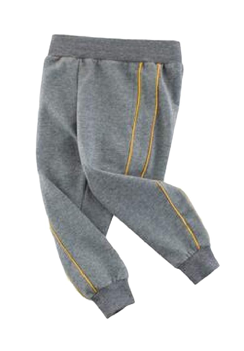 Lutratocro Boys Fashion Thin Sweatpants Jogging Athletic Trousers Pant