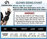 COPPER HEAL Arthritis Compression Gloves - Best