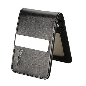 YOOMALL Slim Money Clip Wallets for Men Front Pocket Wallet Card Holder