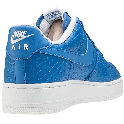 Blue Blue summit Star Star Azul Force 1 Lv8 White Herren '07 Nike Air Sneakers SUwqzz