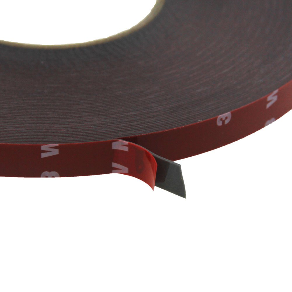100FT Double Sided Foam Adhesive Tape for 8MM 3528 3014 2835 LED Light Strip Mounting Tape 8mm Width by WITCHY (Image #3)