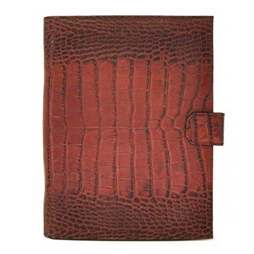Pratesi Andrea del Sarto portfolio A4 - K023 King (Brown) by Pratesi