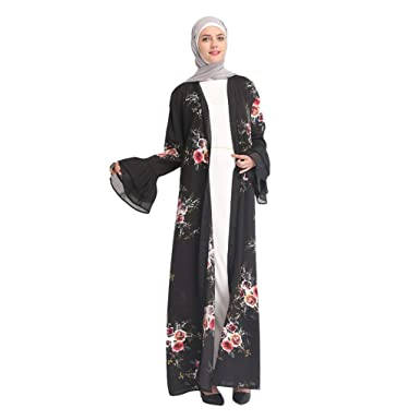 13b7313a9ed2 Amazon.com  Muslim Kaftan Dresses for Women