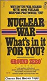 Nuclear War, , 0671466275