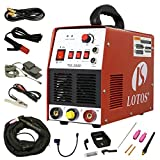 TIG Welder - Lotos TIG/ Stick TIG200-DC Welder 200Amp with pedal inverter Power Welding for stainless steel, carbon, copper and other metal