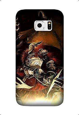 Custom Game Fantasy Life Mabinogi Phone Case Laser Technology for