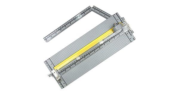 Amazon.com: Rotary cortadora de papel 12-: Arte ...