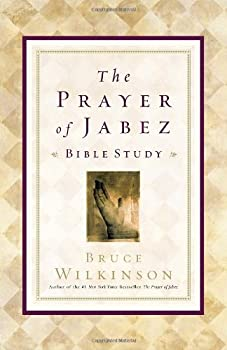 The Prayer of Jabez Bible Study 1576739791 Book Cover