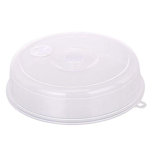 Tapa de la tapa de la placa de microondas con orificios de ...