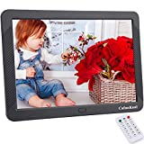 Digital Photo Frame 8 inches Digital Picture Frame 1920x1080 High Resolution CofunKool 16:9