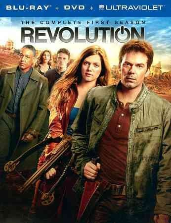 REVOLUTION-COMPLETE 1ST SEASON (BLU-RAY/DVD/UV/WS-16X9/9 DISC) REVOLUTION-COMPLETE 1ST SEASON (BLU-