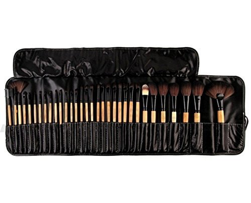 New 32 Pcs Foundation Professional Cosmetic Makeup Brush Set