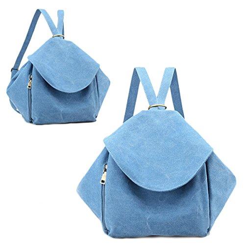 JOSEKO JOSEKOukpursemall936 - Bolso al hombro para mujer azul (lake blue) Azul (Lake Blue)