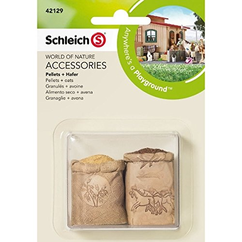 Price comparison product image SCHLEICH NORTH AMERICA 42130 Blanket & Headstall Set Unparalleled Realistic Scale & Detailing