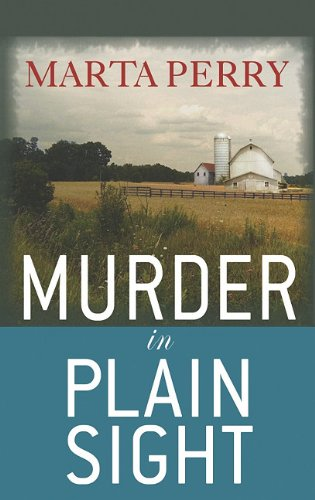 Read Online Murder in Plain Sight (Center Point Christian Mystery (Large Print)) ebook