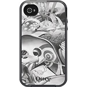 Otterbox Defender Series irreal Dream para Apple iPhone 4S
