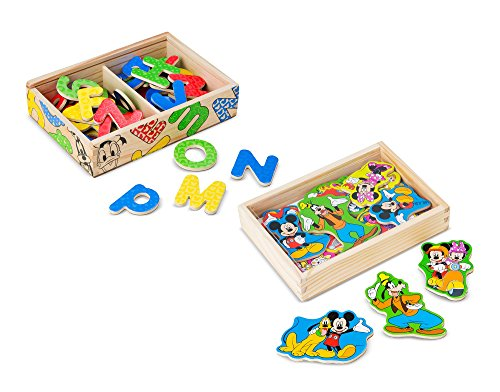 Melissa & Doug Mickey Mouse Magnets