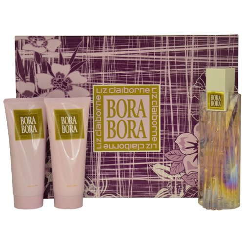 - Bora Bora By Liz Claiborne For Women Gift Set