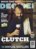 img - for Decibel Magazine (April 2013 (Clutch)) book / textbook / text book