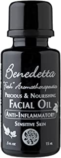 product image for Benedetta Precious & Nourishing Facial Oil - Anti-Inflammatory, Calms Skin, Reduces Redness, Sunburn, Laser Treatment, Microdermabrasion, 0.5 oz (15 ml)