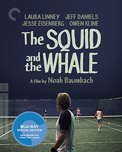 The Squid and the Whale (The Criterion Collection) [Blu-ray]