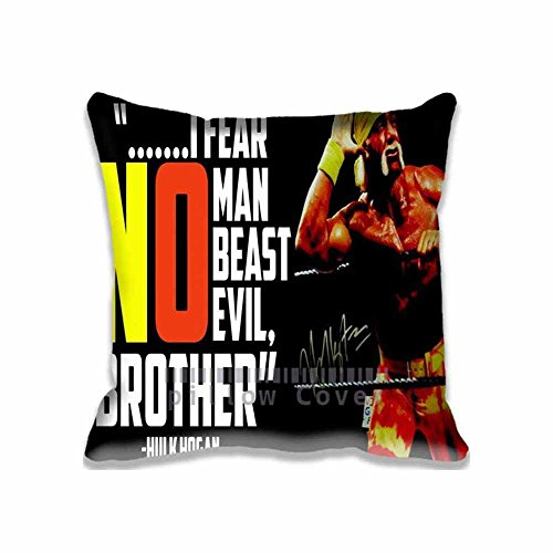 hulk hogan square case decorative