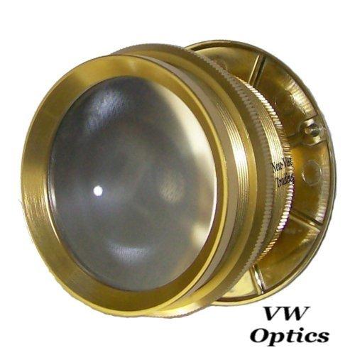 - Wide Angle Peephole Door Viewer Doorscope Gold Metal