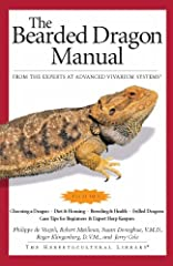 The Bearded Dragon Manual provides the essential information all devoted bearded dragon owners need to meet the demands of these beautiful, naturally tame reptiles. Since reptiles are cold-blooded creatures, most humans don't instinctively un...