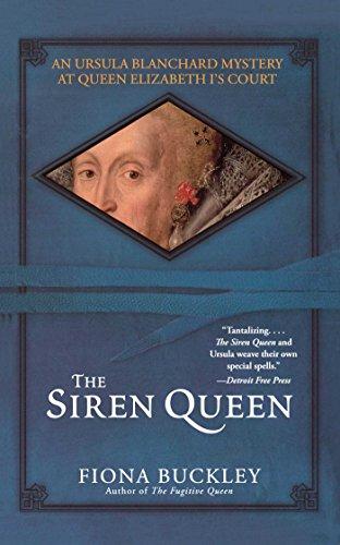 book cover of The Siren Queen