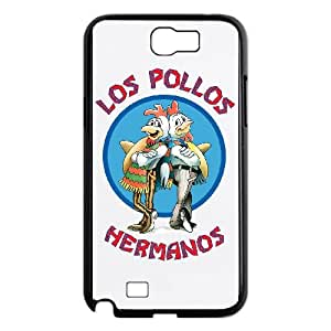 Samsung Galaxy N2 7100 Cell Phone Case Black Breaking Bad A nuqf