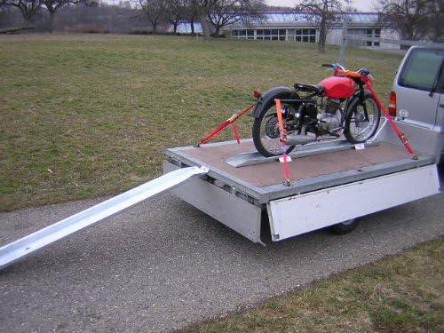 Motorrad Auffahrschiene Auffahrrampe
