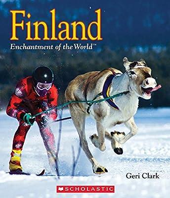 345468acb9 Finland (Enchantment of the World): Geri Clark: 9780531130469 ...