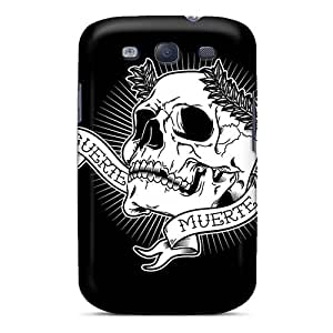 Great Cell-phone Hard Cover For Samsung Galaxy S3 With Allow Personal Design HD Avenged Sevenfold Band A7X Image AaronBlanchette