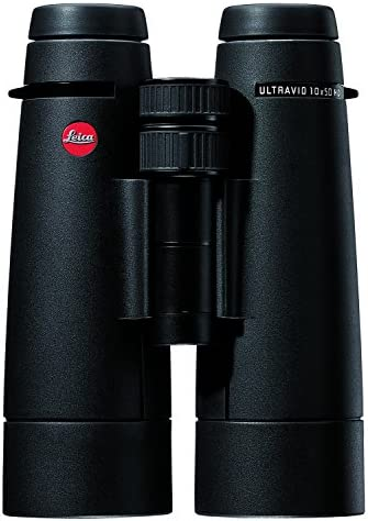 [해외]Leica Ultravid 10x50 HD Plus Binoculars With HighLux-System HLS Black / Leica Ultravid 10x50 HD Plus Binoculars With HighLux-System HLS, Black