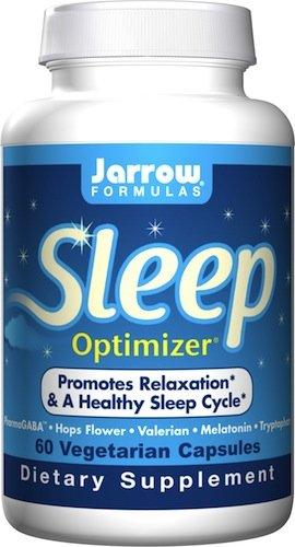 Jarrow Formulas Sleep Optimizer, 60 VCaps