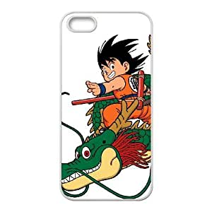 iPhone 5,5S Cell Phone Case White Dragon Ball NF9466612