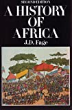 History of Africa, Fage, J. D., 0044457820