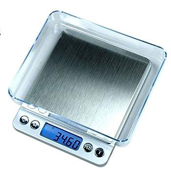 balance de précision pro 0.01g max 500g - taille xl - avec 2 ... - Balance De Cuisine Professionnelle